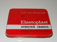 Collectable Vintage Elastoplast First Aid Dressings Tin - Empty