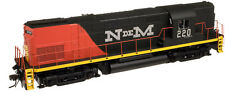 N de M RAILROAD C420 DIESEL  W/SOUND & DCC BY ATLAS GOLD-FREE SHIPPING IN U.S.!