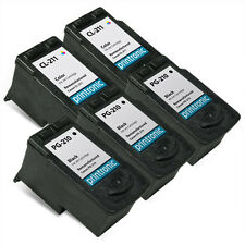 Ink Cartridge for PIXMA iP2702 MP270 MP495 MX340 MX420 - Canon PG-210 CL-211 5PK