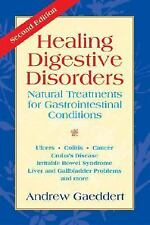 Excellent, Healing Digestive Disorders: Natural Treatments for Gastrointestinal