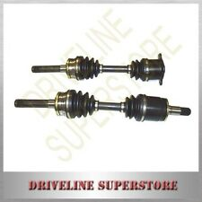 TWO BRAND NEW CV JOINT DRIVE SHAFTS FOR SUZUKI VITARA  1.6L  Year 1988-1997