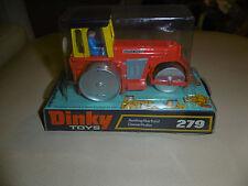 DINKY 279 AVELING BARFORD ROLLER DIESEL