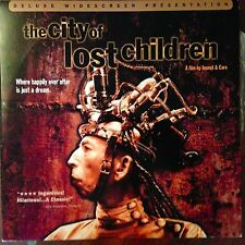 The City Of Lost Children / Widescreen  - LASERDISC  Buy 6 for free shipping