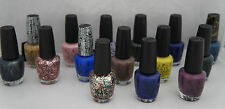 OPI Nail Varnish/Polish 15ml - 13 Varoius Colours - Brand New!! Job Lot