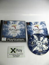 Psx Sydney 2000 Pal UK Completo buen estado  Ps Ps2 Ps3
