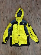 M North Face Search & Rescue Gore-Tex Mountain Jacket Steep Tech Heli Rtg RARE