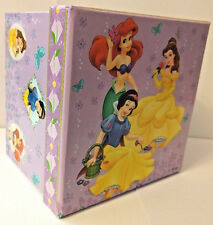 Disney Princess Belle Ariel Snow White Keepsake Box Gift Box