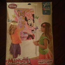 Minnie Mouse Party Game Girls-party favors/supplies