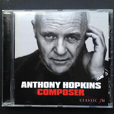 ANTHONY HOPKINS: COMPOSER Scores OSTs CD 2012 Birmingham Symph Orch Michael Seal