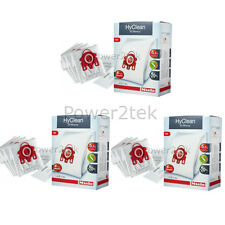 12 x Genuine FJM, 9917710 Dust Bags for Miele S700 S710 S710-1