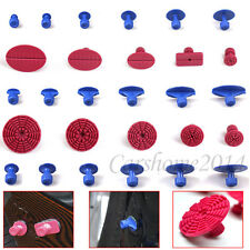 PDR Tools 28pc Glue Pulling Tabs Paintless Dent Repair Hail Removal Puller Tab