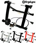 ERGOLYNX TURBO TRAINER CYCLE FITNESS EXERCISE BIKE MAGNETIC RESISTANCE TRAINING
