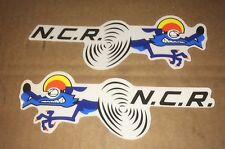 Ducati bevel twins NCR decal set L+R