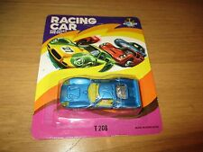 Tins Toys -T 208 Ford 40 RV  Racing Car aus den 70er Jahren in OVP / Hong Kong