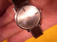Vintage Tissot Stylist Watch Man's Cal. 791 17J 1960's