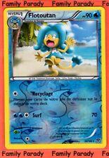 Flotoutan REVERSE 90pv 38/146 XY Carte Pokemon Rare neuve fr