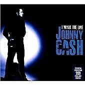 Johnny Cash - I Walk the Line [Metro] (2011) CD