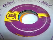 Soul 45 RICK JAMES Give It To Me Baby / Don't Give Up On Love on Gordy