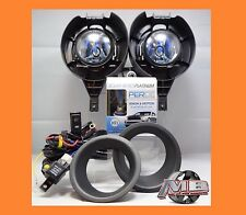 Replacement Clear Lens Fog Light kit fits 05-15 Nissan Frontier PERDE 6000K H11