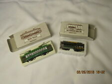 Two Collectible Street Cars ~ San Francisco Cable Car &  Desire Trolley