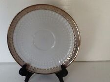 Vintage WINTERLING MARKTLEUTHEN Bavaria Small Saucer Gold Trim 6""