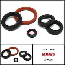 CLASSIC MINI - A+ 998 / 1275CC ENGINE OIL SEAL KIT 2 x DIFF SELECTOR CRANK X 2