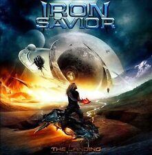The Landing * by Iron Savior (CD, Nov-2011, E1 Entertainment)
