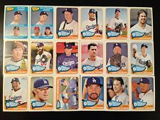 2014 Topps Heritage Los Angeles Dodgers Team Base Set 18