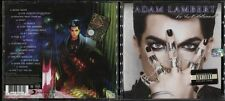 CD ADAM LAMBERT FOR YOUR ENTERTAINMENT 2010 SONY