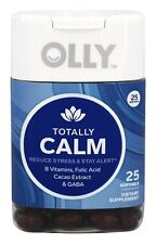 OLLY Totally Calm - Reduce Stress and Stay Alert - 25 Count
