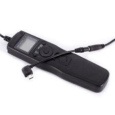 S2 Timer Shutter Schaltuhr Fernbedienung fr Sony A7 A7s A7R II NEX3N A6300 A6000