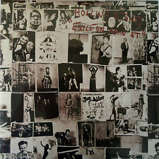 The Rolling Stones-Exile on Main St. 2 x LP  2010 Polydor EU - 2714286