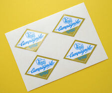 Campagnolo vintage style 50th Anniversary frame Bike Stickers decals
