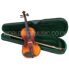 Antoni Debut Full Size 4/4 Violin Outfit - Student Violin Package