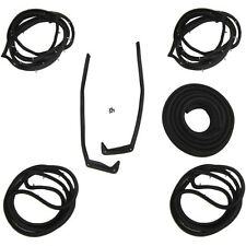 1958 Buick & Oldsmobile 4dr Sedan Body Weatherstrip Seal Kit