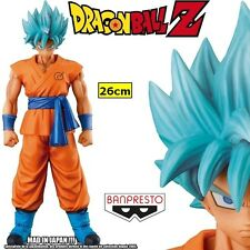 FIGURE DRAGONBALL F THE SON GOKOU SUPER SAYAN GOD MASTER STARS PIECE BANPRESTO 2