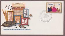 Australia PSE # 035 Pharmaceutical Education Anniversary FDC - I Combine S/H