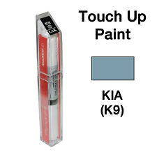 KIA OEM Brush&Pen Touch Up Paint Color Code : K9 - Glacier Blue