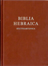 Hebrew Bible Tannak / BibliaHebraica (HebrewWithEng/GermRef) NEW $9.99Free Ship