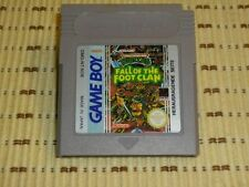 Turtles caso of the Foot Clan gameboy color u u Advance