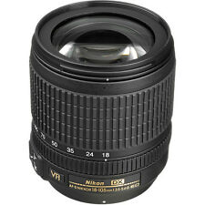 NIKON AF-S DX 18-105MM F/3.5-5.6G ED VR Autofocus Lens