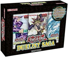 Yugioh! - Duelist saga Mini Booster Box - 3 Packs-totalmente Nuevo Sellado * Pedido Previo *