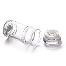 Clear Acrylic Soy Sauce Vinegar Olive Oil Bottle BBQ Dispenser shaker 100ml  BF