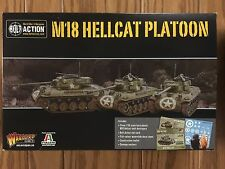 Bolt Action, 2nd Edition: USA M18 Hellcat Platoon