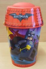 McDonalds Happy Meal Toy BNIP Mint BATMAN Lego Cup