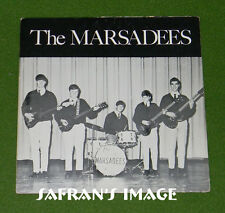 The Marsadees ORIGINAL LP Justice Label RARE 1967 Surf GARAGE Collectors L@@K