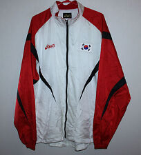 Vintag South Korea National Team track issue jacket Asics