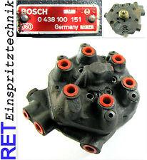 Mengenteiler BOSCH 0438100151 Audi 100 200 2,2 2,3 Quattro original