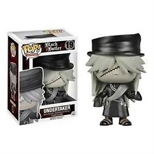 Funko - Black Butler Undertaker Pop! Vinyl Figure