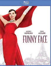 Funny Face Blu-ray Audrey Hepburn, Fred Astaire